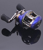 Entsport Saltwater Casting Reel Low Profile Baitcast Fishing Reel