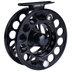 Katmai Waterproof Fly Fishing Reel