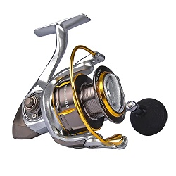 1.KastKing Kodiak Saltwater Spinning Reel
