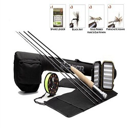 Wild Water Fly Fishing Rod