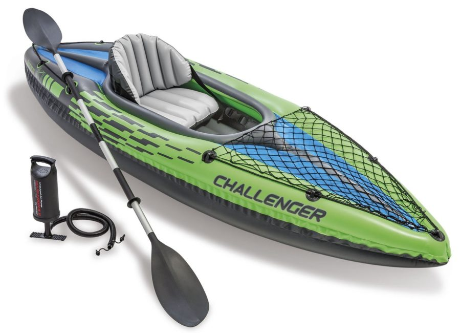 Intex Challenger KI Kayak