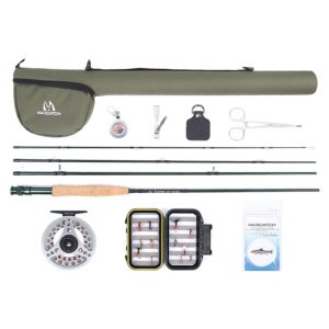 Maxcatch fly fishing rod