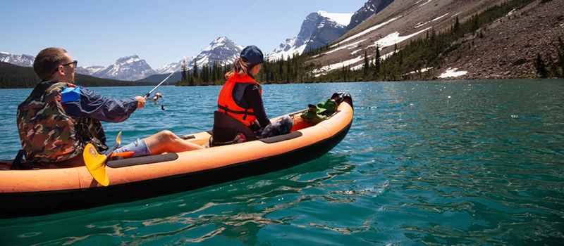 Top 12 Best Inflatable Fishing Kayak of 2019- Inflatable
